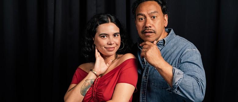 Courtney & Heta Dawson in 'Half and Hāwhe'