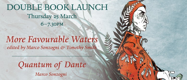 Double Book Launch: More Favourable Waters | Quantum of Dant