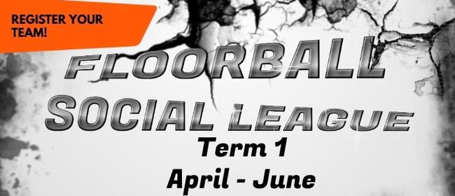 Hamilton Floorball Social League