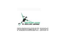 Swamp City Roller Derby Freshmeat 2021