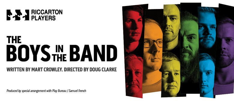 The Boys In the Band by Mart Crowley