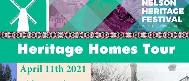 Heritage Homes Tour