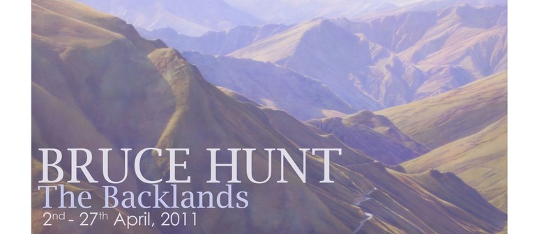 Bruce Hunt: The Backlands (2011)