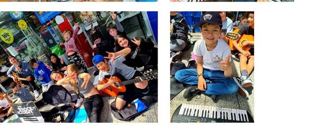 Music Holiday Programme Wellington