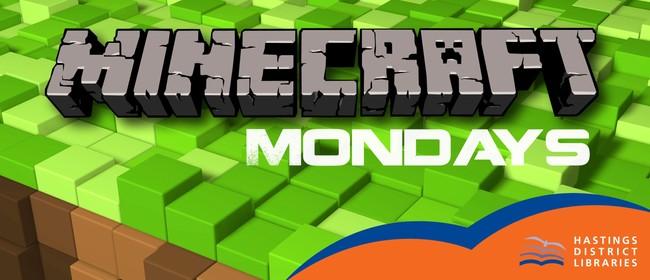 Minecraft Mondays