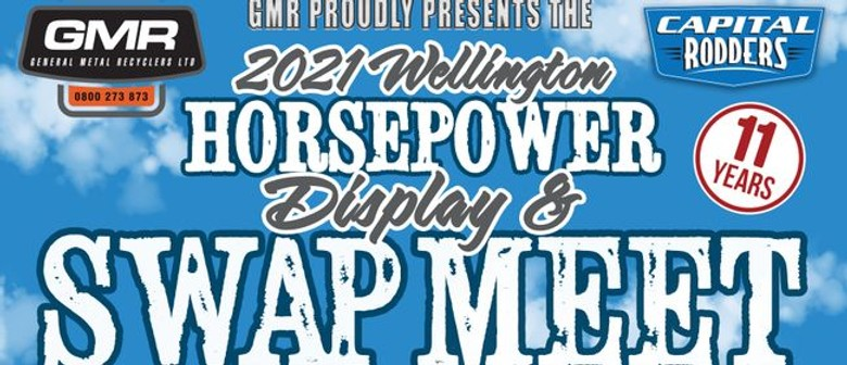 2021 Wellington Horsepower Display & Swap Meet