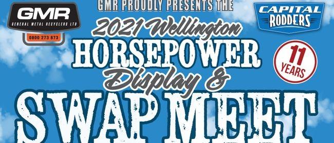 2021 Wellington Horsepower Display & Swap Meet