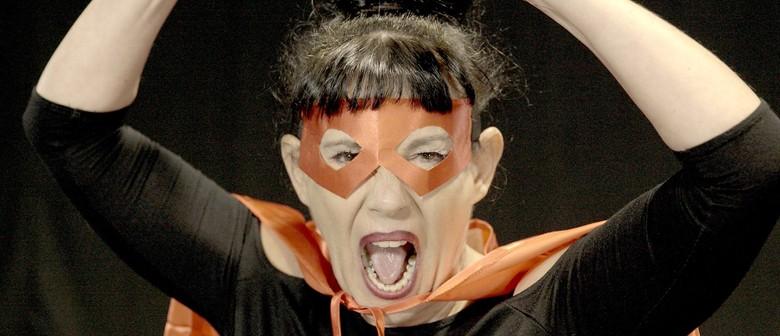 Michele A'Courts Feminist Rage Night