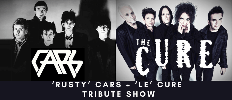 Le-cure and Rusty-cars Tribute Show