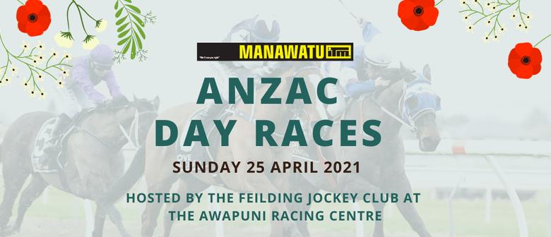Manawatu ITM Anzac Day Races