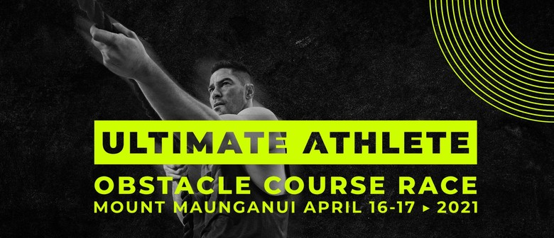Ultimate Athlete - Mount Maunganui Obstacle Race