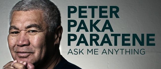 Peter Paka Paratene: Ask Me Anything