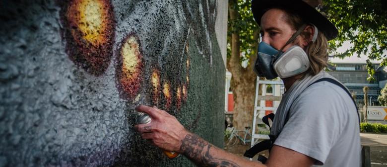 Whanganui Walls - Street Art Festival