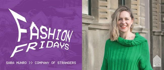 Fashion Fridays - Sara Munro
