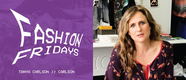 Fashion Fridays - Tanya Carlson