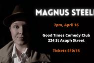 Magnus Steele - Christchurch