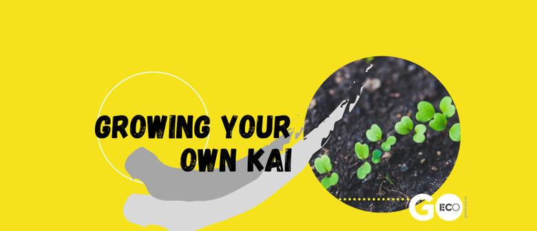 Growing Your Own Kai - No Dig Gardening