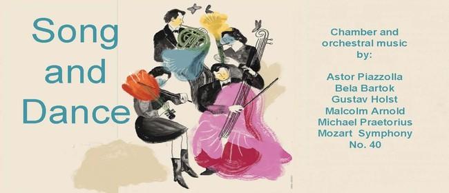 Resonance Ensemble - Song and Dance
