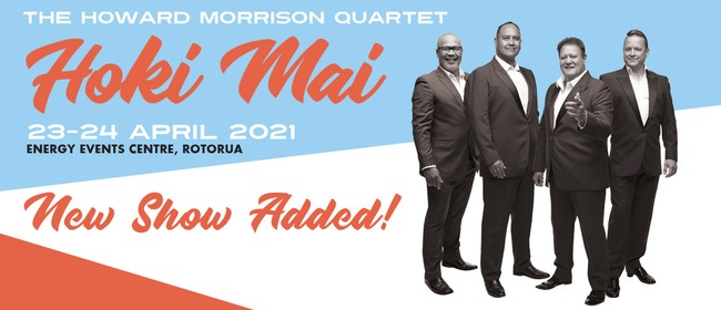 The Howard Morrison Quartet – Hoki Mai