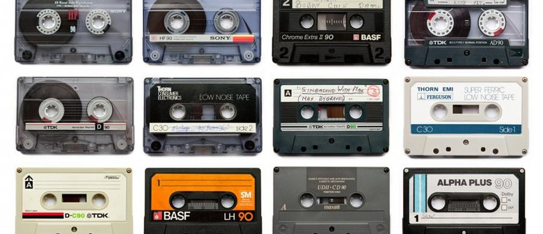 C90 - The Ultimate Mix-tape Experience