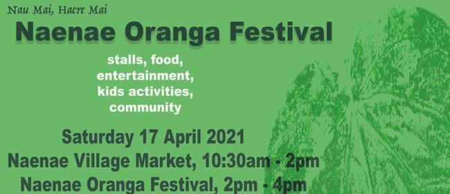 Naenae Oranga Festival