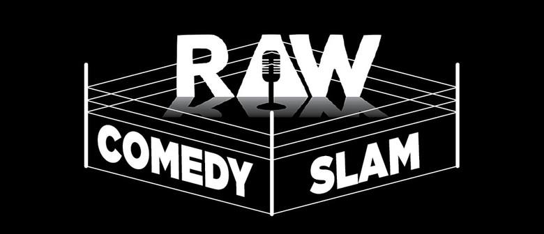 Open L8 : Raw Comedy Slam