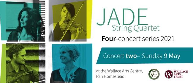 Jade String Quartet Four-Concert Series – Concert Two