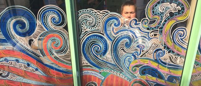 Festival of Colour - Windows over Wānaka