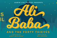 Ali Baba and the Fourty Thieves