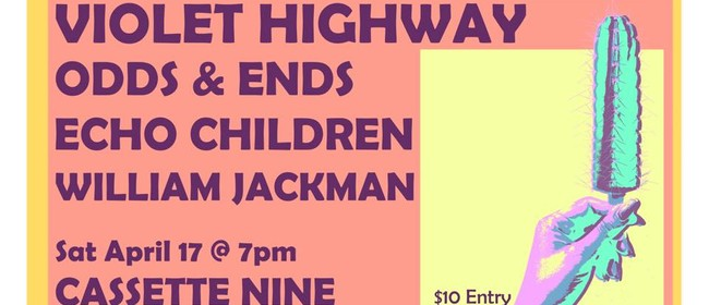 Violet Highway, Echo Childre, Odds and Ends /Will Jackman