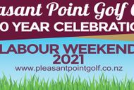 Pleasant Point Golf Club Centenary