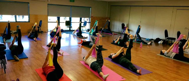 Flexi Barre - Yoga, Pilates, Ballet Barre Fusion Classes