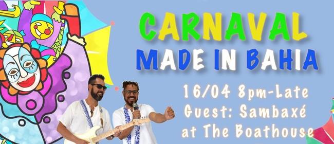 Carnival Made In Bahia