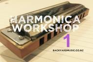 Beginners Harmonica Workshop Stage 1