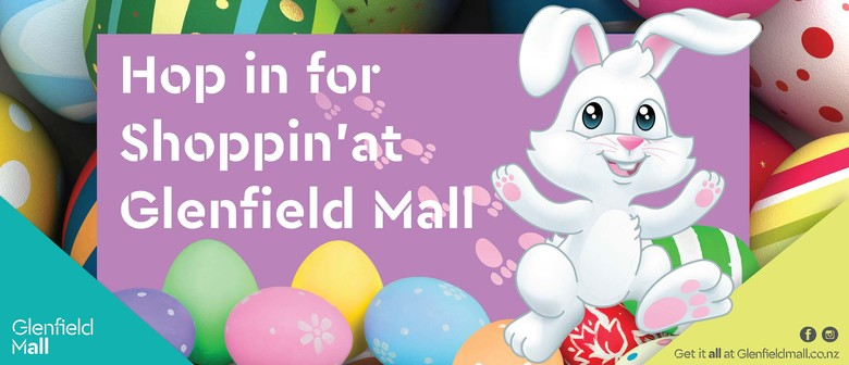 Easter Fun at Glenfield Mall