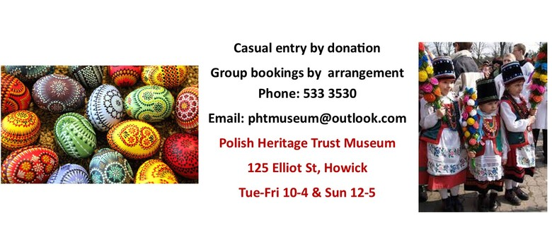 Polish Easter Traditions Exhibition