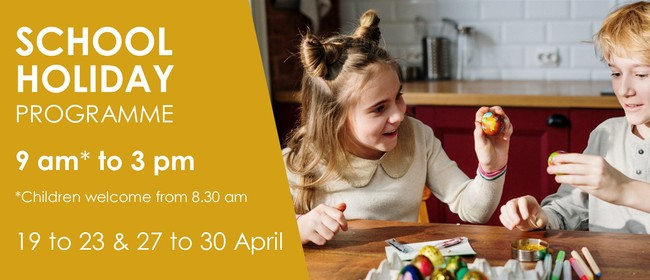 School Holiday Programme April Easter