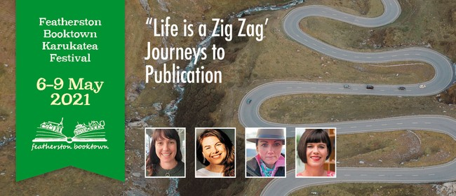 """Life Is A Zig Zag""- Journeys To Publication"