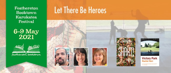 """""""Let There Be Heroes"""""""