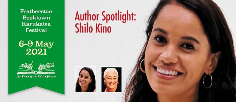 Author Spotlight: Shilo Kino: CANCELLED