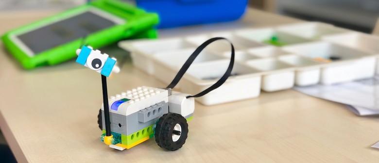 New Brighton My First Robotics with LEGO WeDo2.0