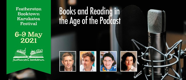 Books And Reading In The Age Of The Podcast