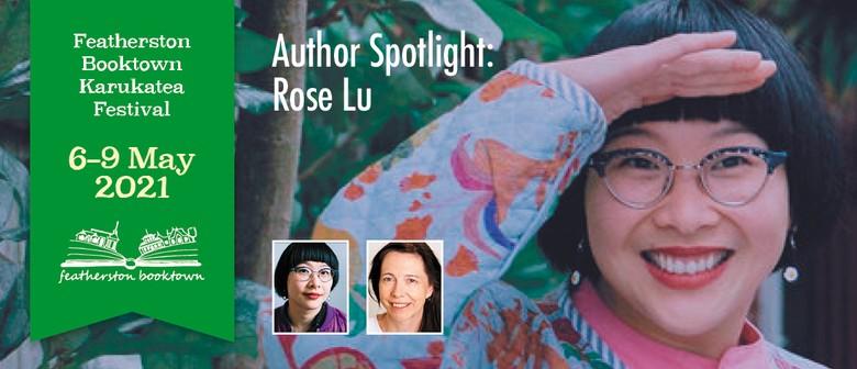 Author Spotlight: Rose Lu