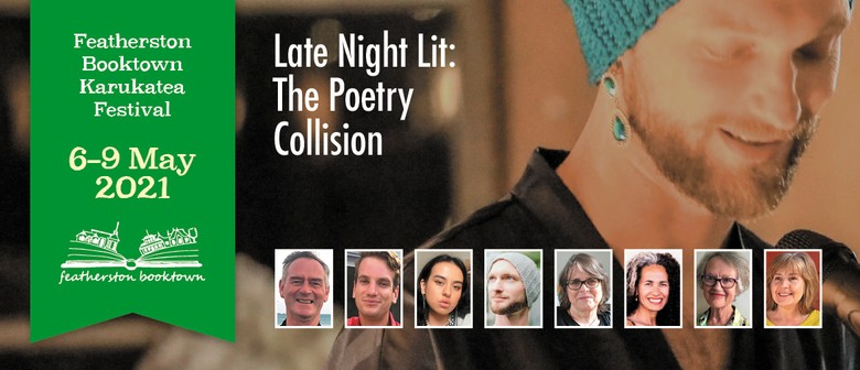 Late Nite Lit: The Poetry Collision