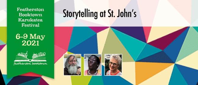 Story Telling At St John's