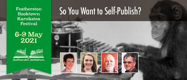 So, You Want To Self-Publish?