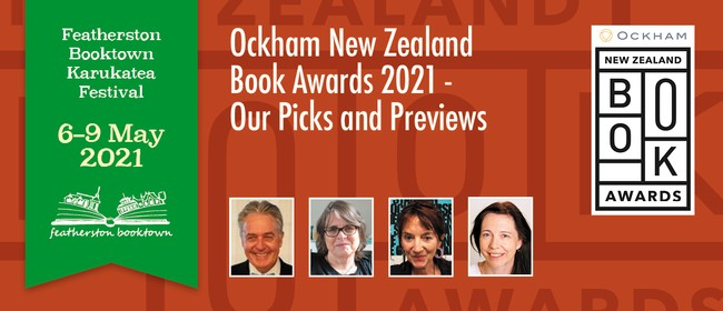Ockham New Zealand Book Awards 2021 – Our Picks And Previews