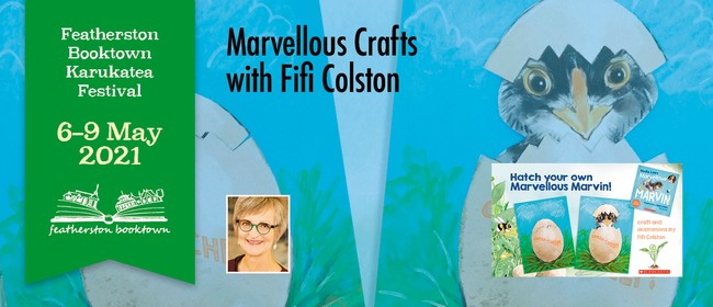Marvellous Crafts With Fifi Colston