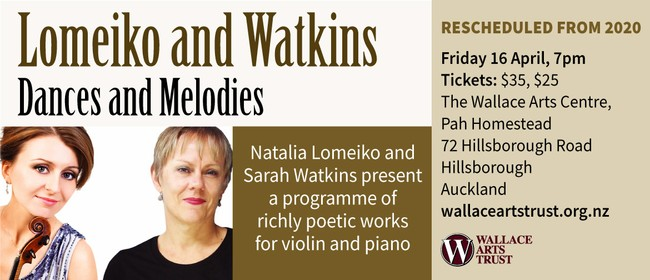 Lomeiko and Watkins: Dances and Melodies