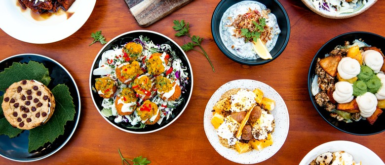 Vegan Eats at Food Truck Fridays Britomart
